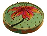 Irshikaa hues Paper Weight Flower (8x9x5 cm)