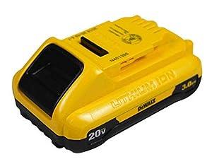 DEWALT DCB230-2  20V MAX  Lithium Ion Battery Pack 3.0Ah, 2 pack
