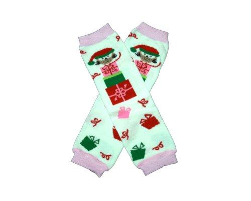Christmas Jack In A Box - Baby Leggings Leg Warmer