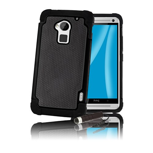32ndr-shock-proof-heavy-duty-dual-defender-case-cover-for-htc-one-max-t6-bundle-includes-cover-film-