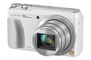 Panasonic Lumix DMC-TZ56 Appareils Photo Numériques 16 Mpix Zoom Optique 20 x - blanc