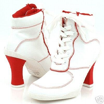 Splash Roxy-08x Fashion Sneaker Pumps Ankle Boots