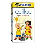 Caillou:I Want to Grow Up