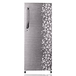 Haier HRD-2157CGI-R Direct-cool Single-door Refrigerator (195 Ltrs, 5 Star Rating, Grey Iris)
