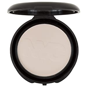 NYC Smooth Skin Pressed Face Powder Compact, Translucent 701A, .33 oz