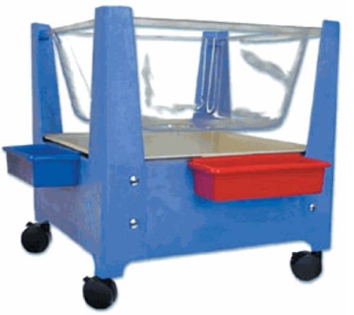 Manta Ray S17924 See-All Sand and Water Activity Center Youth Table