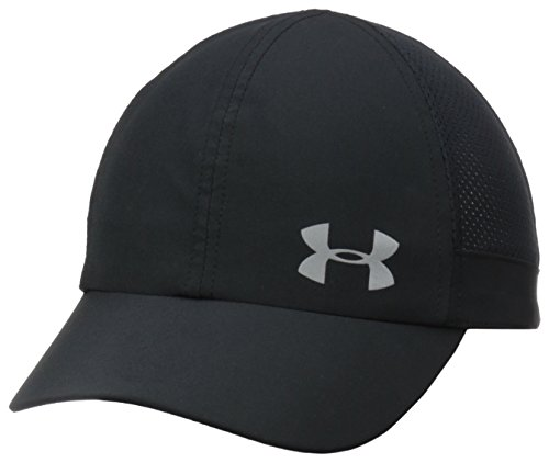 Under Armour, Cappello Donna UA Flyfast, Nero (Black), Taglia unica