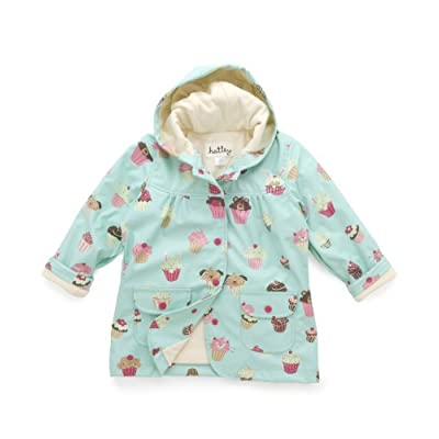 Girls Raincoat, Water Resistant, Cupcakes by Hatley