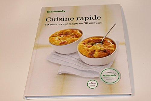 vorwerk-livre-tm5-cuisine-rapide