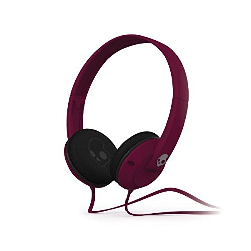 Skullcandy Uprock S5Urdy-236 On-Ear Headphone With Mic (Plum)