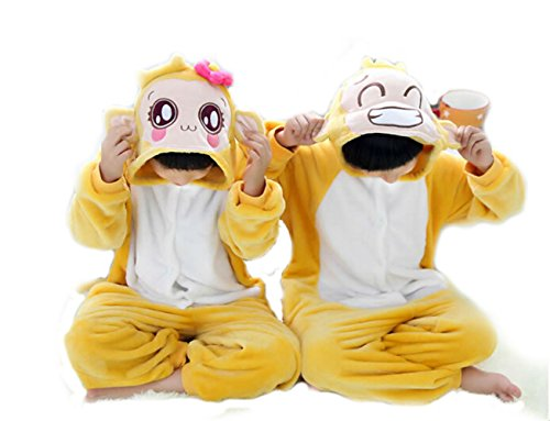 Monkey Pajamas For Kids front-1060043