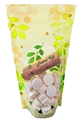 kless-compresso-viaggi-bellezza-sport-asciugamani-1-tubo-dispenser-asciugamani-50