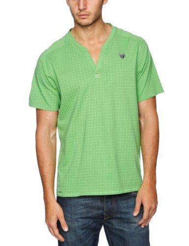 Ringspun Men's Hargreeves T-Shirt Green X-Large