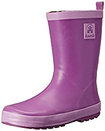 Kamik Sprout Rain Boot (Little Kid), Dewberry, 12 M US Little Kid