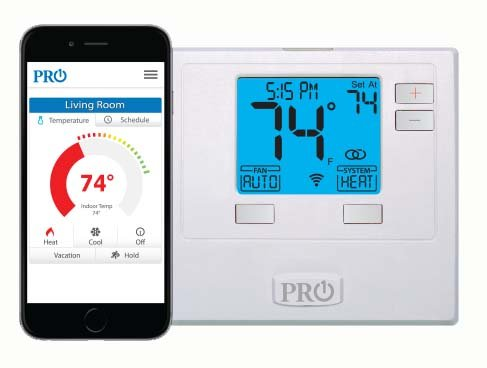 Top 7 Best Wifi Thermostat Reviews - Reviews of Top Programmable ...