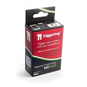 Triggertrap Mobile Dongle 2 (MD-DC0 For Nikon)