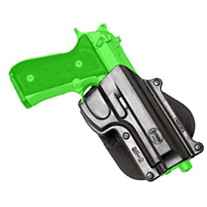 Amazon.com : Concealed Carry Fobus Roto-Holster Beretta 92 96 Paddle