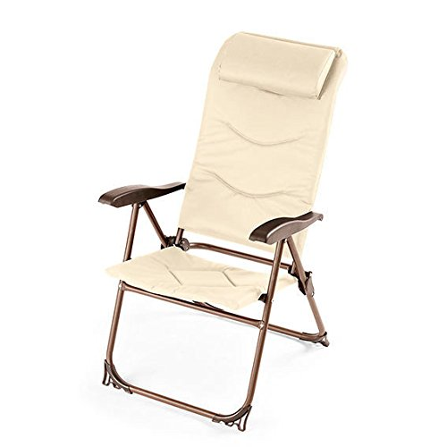 Gärtner Pötschke Camping-Stuhl Lido, creme online kaufen