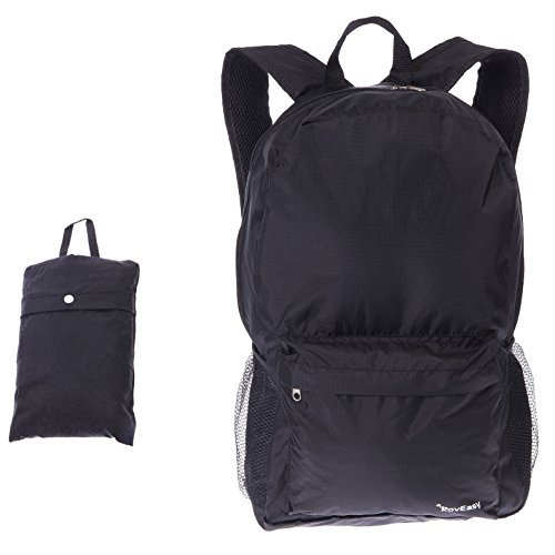 RovEasy Lightweight Backpack - Ultralight Packable Small Travel & Sports Daypack