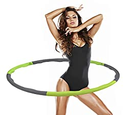 Wacces Weighted Hula Hoop, 3 lb