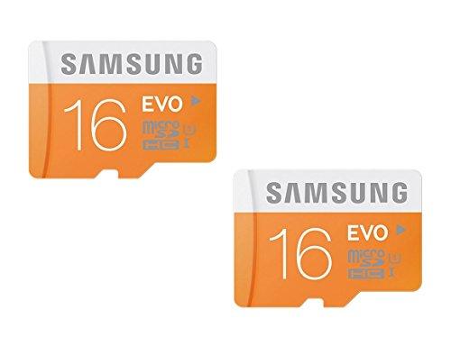 Samsung-EVO-16gb-Microsd-Card-2Pcs-Combo-Samsung-EVO-16GB-Class-10-Micro-SDHC-Memory