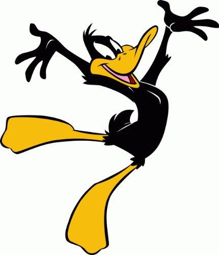 daffy-duck-cartoon-hochwertigen-auto-autoaufkleber-10-x-12-cm