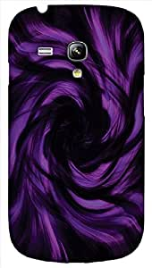 Timpax protective Armor Hard Bumper Back Case Cover. Multicolor printed on 3 Dimensional case with latest & finest graphic design art. Compatible with only Samsung I8190 Galaxy S III mini. Design No :TDZ-20524