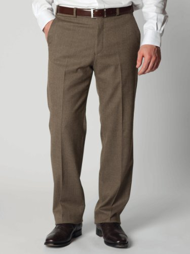 Brook Taverner Chertsey Trousers in Caramel 36L