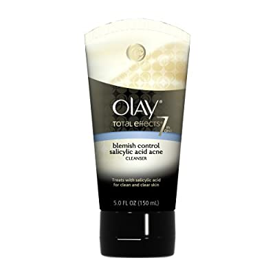 Cheapest Olay Total Effects Blemish Control Salicylic Acid Acne Cleanser 5.0 Fl Oz (Pack of 3) by P&G - Free Shipping Available