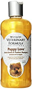 SynergyLabs Veterinary Formula Solutions Puppy Love Extra Gentle & TearlessShampoo; 17 fl. oz.