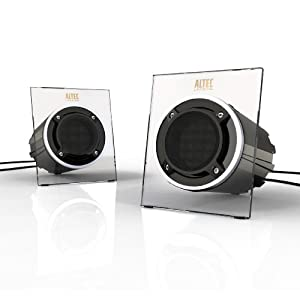 Altec Lansing FX2020 Expressionist Classic Speakers for PC and MP3 Players (Black)