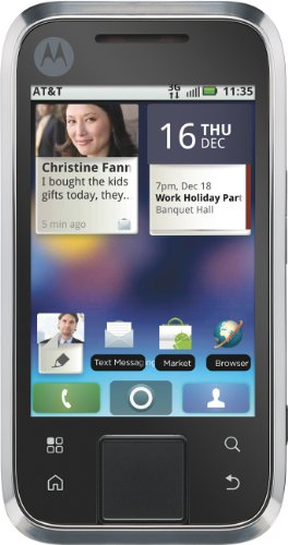 Motorola FLIPSIDE Android Phone (AT&T)