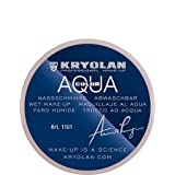 Kryolan 1101 AQUACOLOR 8 ML (TV White) (Color: TV White)
