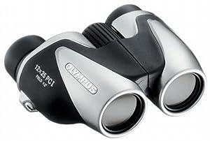 Olympus 12 x 25 PC I Silver Binocular