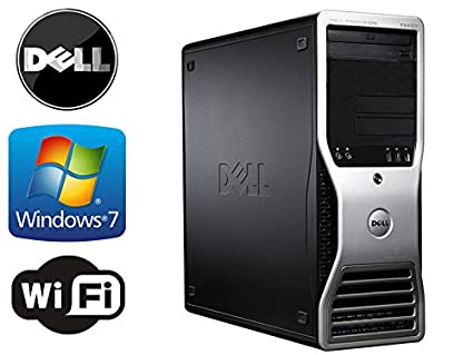 DELL PRECISION T3400 FEATURING QUAD CORE
