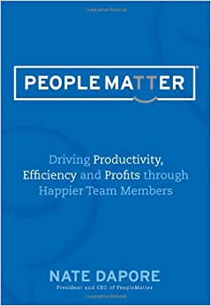 Downloads PEOPLEMATTER Driving Productivity, Efficiency and Profits through Happier Team Members e-book