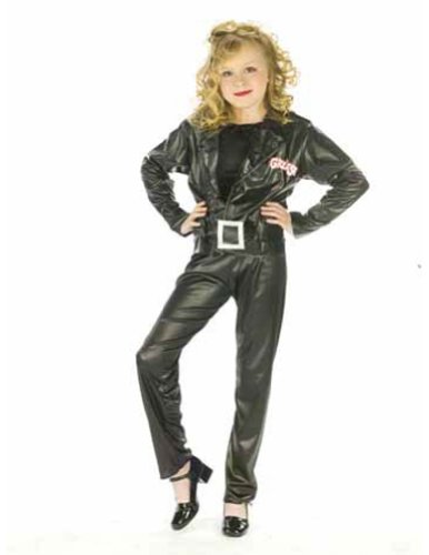 Kids-Costume Grease Cool Sandy Child Large Halloween Costume - Child Large