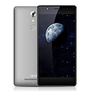 LEAGOO T1 4G Smartphone Android 6.0 MTK6737 1.3GHz 2.5D 5.0 Inches HD 1280 * 720 Pixels Screen 2G+16G 8MP+13MP Dual Cameras