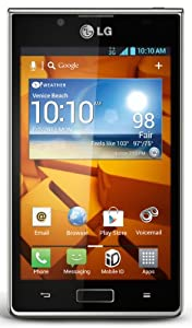 LG Venice Android Prepaid Phone (Boost Mobile)
