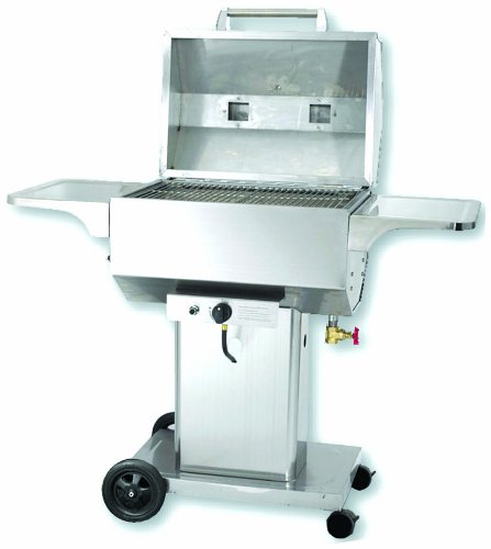 Bubba's Bar-B-Q Oven 98100 Original Stainless Steel Grill ...