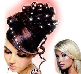 Hair Flairs Hair Crystalz - 36 Crystal Pack, Crystal from Hair Flairs
