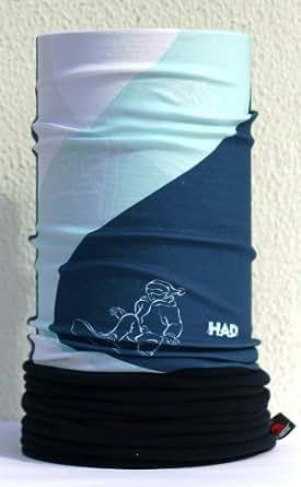 HAD ENFANT FLEECE Echarpe multifonctionnel avec laine polaire FANTASY / NAVY