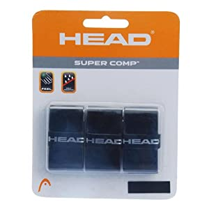 Head Super Comp Overgrip (Black)