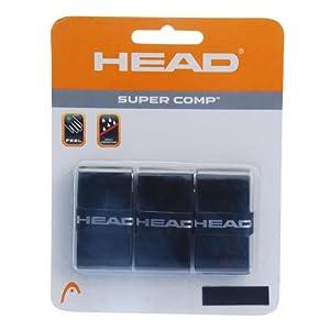 Head Super Comp Overgrip (Black)