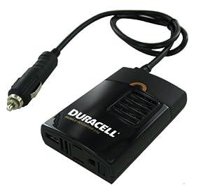 Duracell DRINVP175 175-Watt Pocket Inverter with 2.1-Amp USB Port