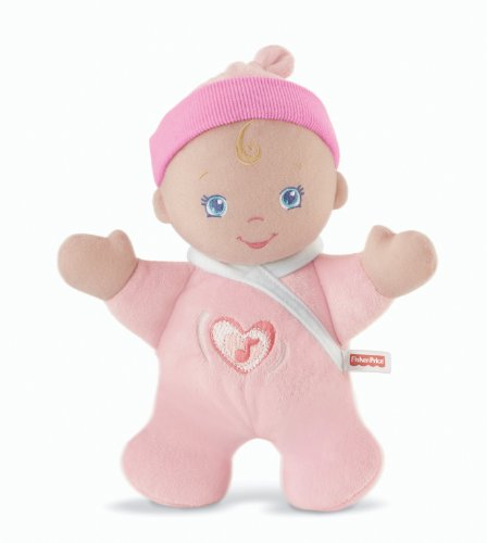 Fisher-Price Brilliant Basics Hug 'n Giggle Baby