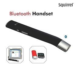 Squirrel Bluetooth Anti Radiation Headset (Black)