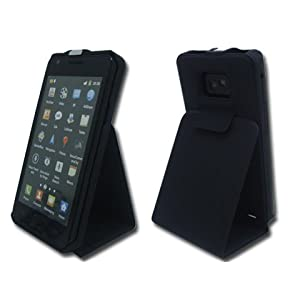 Invero High Quality Case with Stand for Samsung Galaxy S2 I9000