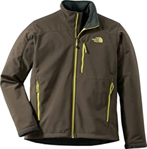 North Face Apex Bionic Jacket Mens (Small, Coffee Brown/Coffee Brown) from The North Face
