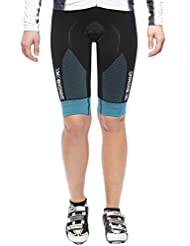 X-Bionic Biking Effektor ladies cycling shorts with straps short black 2015